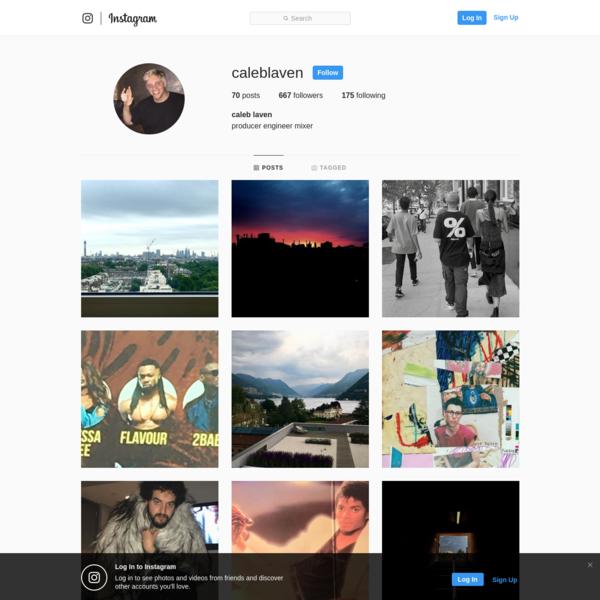 caleb laven (@caleblaven) * Instagram photos and videos