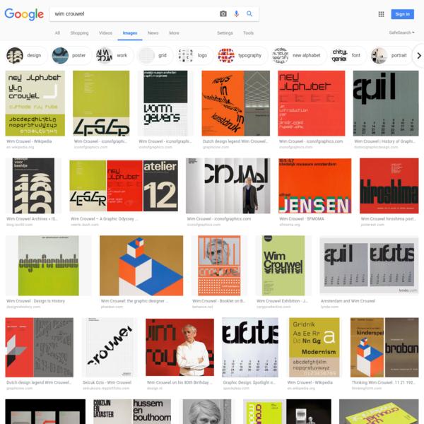 wim crouwel - Google Search