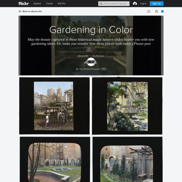 Gardening in Color