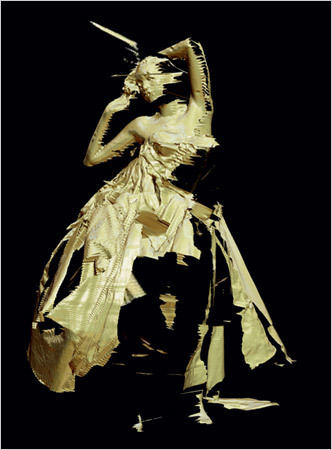 Nick Knight, Gemma Ward, W Magazine Nov 2005