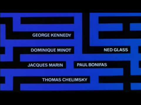Charade (1963) Opening Titles
