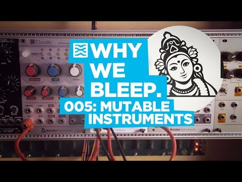 Thanks to episode sponsors Signal Sounds: http://signalsounds.com ! This month I'm very excited to present a chat with perhaps one of the most mysterious and well-respected characters in the Eurorack world - Olivier Gillet of Mutable Instruments.
