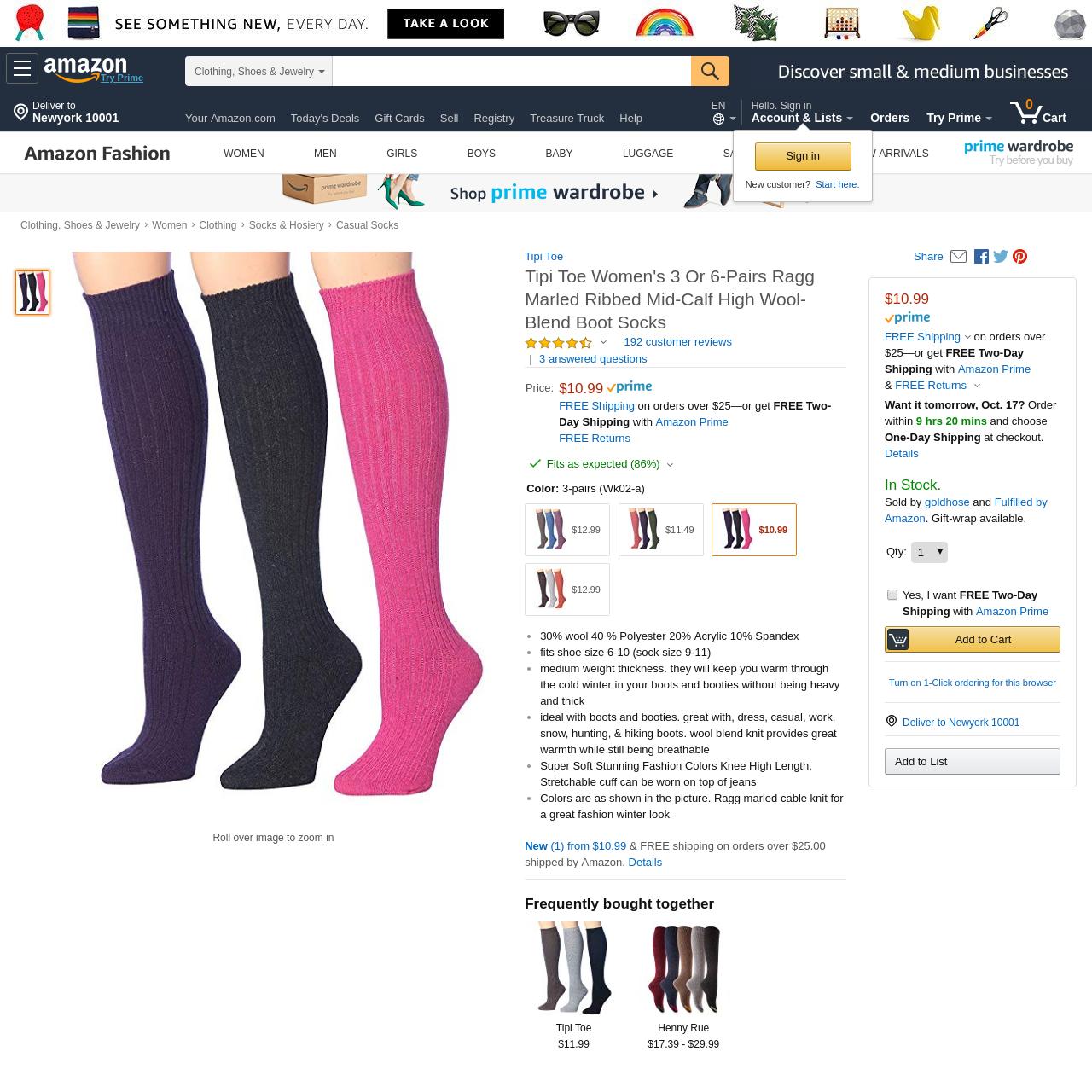 3f53cdfe3b5 Are.na   Tipi Toe Women s 3-Pairs Ragg Marled Argyle Knee High Wool-Blend  Boot Socks