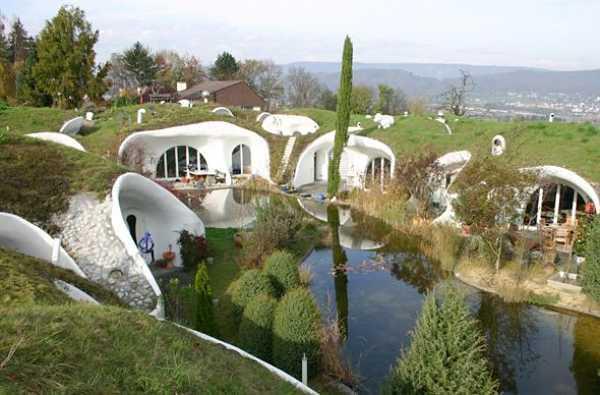Subterranean Homes