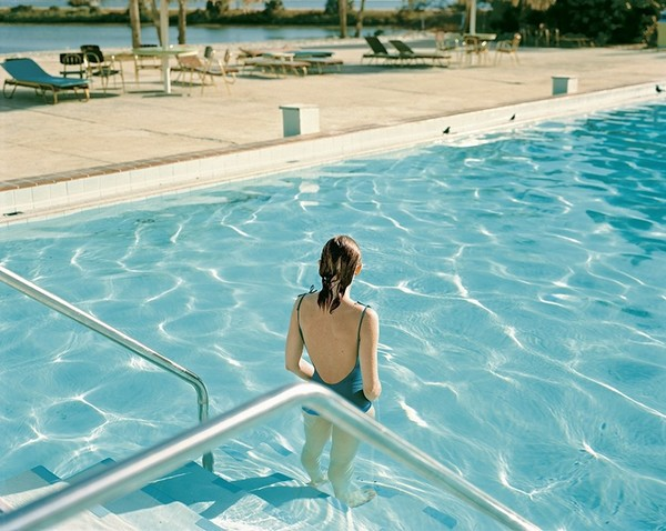 Stephen Shore, Ginger Shore, Causeway Inn, Tampa, Florida, N   via http://www.anothermag.com/art-photography/3982/ten-things-you-might-not-know-about-stephen-shore