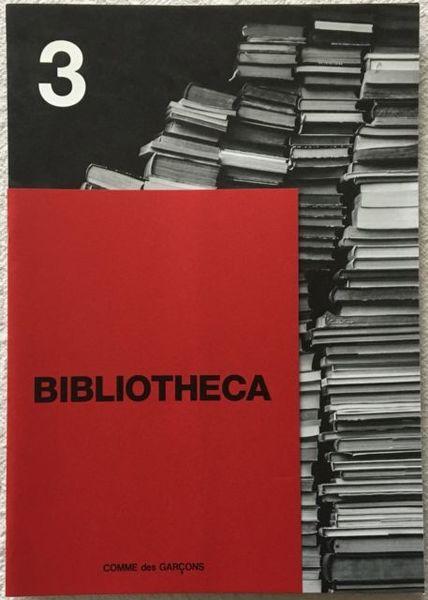 • Biblotheca Comme des Garcons