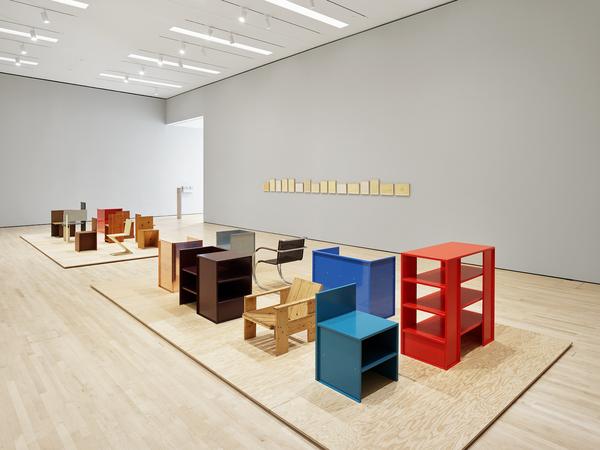 Donald Judd - Specific Furniture