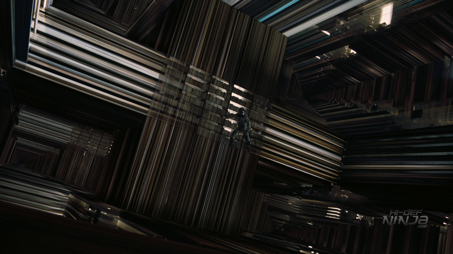 Interstellar (2014) Tesseract