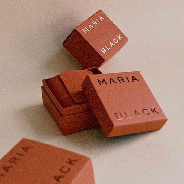 Maria Black Jewelry Packaging