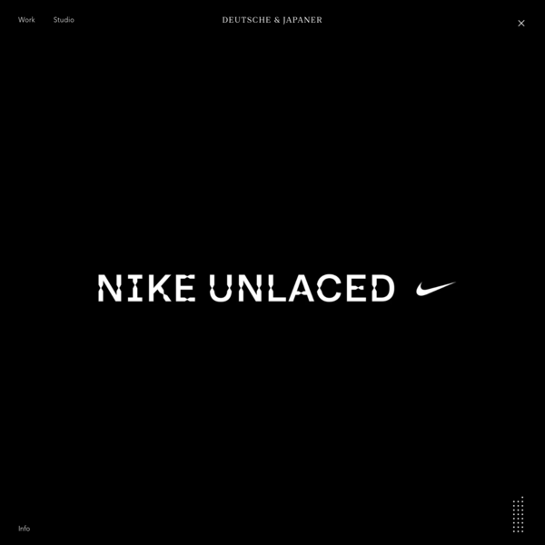 Defining Nike's new women's sneaker boutique. While the first intervention of Nike Unlaced was a sight specific pop-up location in Paris during fashion week in spring 2018, will soon be a global dot-com destination and a retail concept.