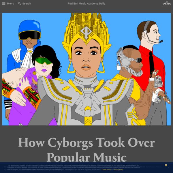 How Cyborgs Took Over Pop