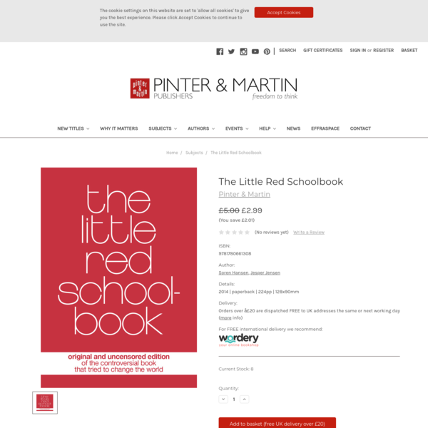 Pinter & Martin is an independent publishing company specialising in pregnancy, birth, parenting, breastfeeding, yoga and psychology books