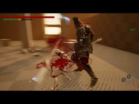 Update : https://www.youtube.com/watch?v=ShJP0oyrJrg Hey guys, unfortunately, this just a practice with Unreal Engine 4 and I'm not a developer from DarkSouls. Anyway, the good news is you can buy our animation package if you like the work, just find the link below and enjoy the combat. Cheers!