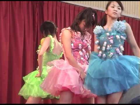 Perfumeのオリジナルダンス