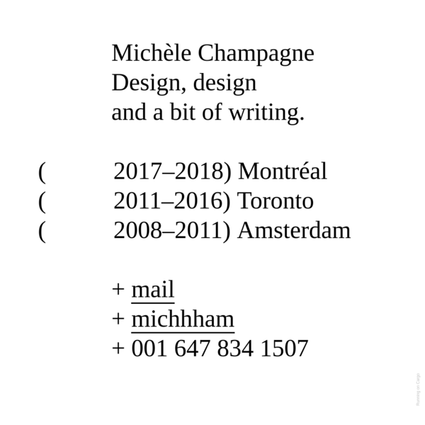 Michèle Champagne