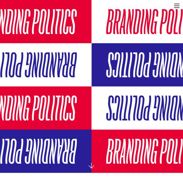 Branding Politics
