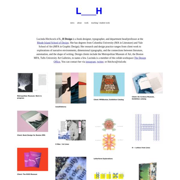 Lucinda Hitchcock Design
