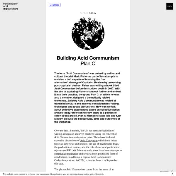 Building Acid Communism