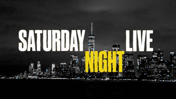 Saturday Night Live opening title sequence for the 2018-2019 season. Design by Emily Oberman/Pentagram.