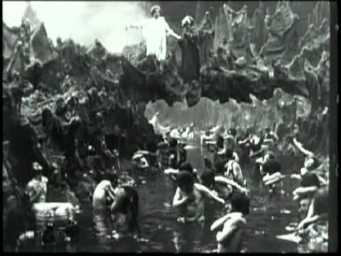 Dante's Inferno (1911) - World's Oldest Surviving Feature-Length Film - Alighieri L'inferno