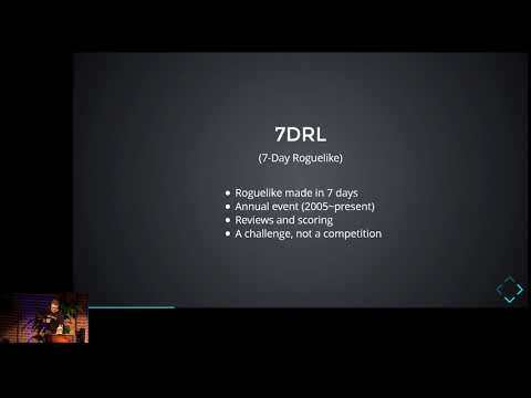 Talk from the Roguelike Celebration 2018 - roguelike.club