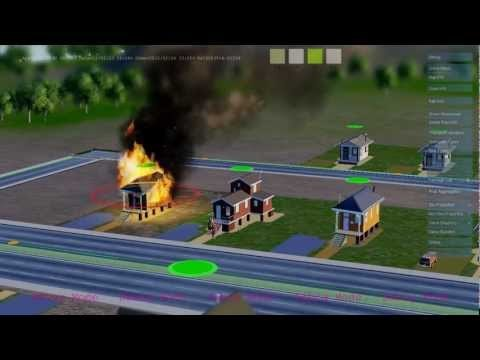 Insider's Look at the new GlassBox engine powering the next SimCity game. SimCity Gameplay Lead Dan Moskowitz describes the creation and spread of fire in the game.