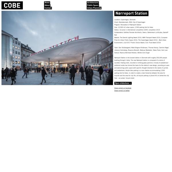 COBE - Nørreport Station