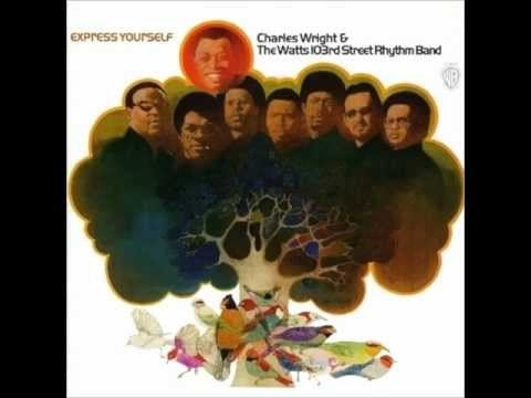CHARLES WRIGHT EXPRESS YOURSELF