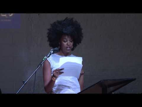 TEDxFortGreeneSalon - Ingrid LaFleur - Visual Aesthetics of Afrofuturism