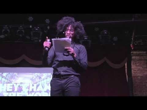 How to allow your subconscious to efficiently make a movie: Terence Nance at TEDxBrooklyn