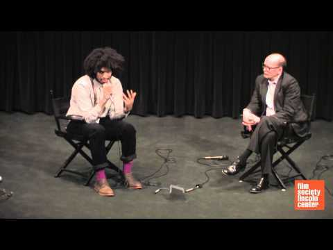 """Director Terence Nance sat down with Film Comment editor Gavin Smith for a Q&A following a screening of his experimental love story """"An Oversimplification of Her Beauty"""" at New Directors/New Films 2012."""
