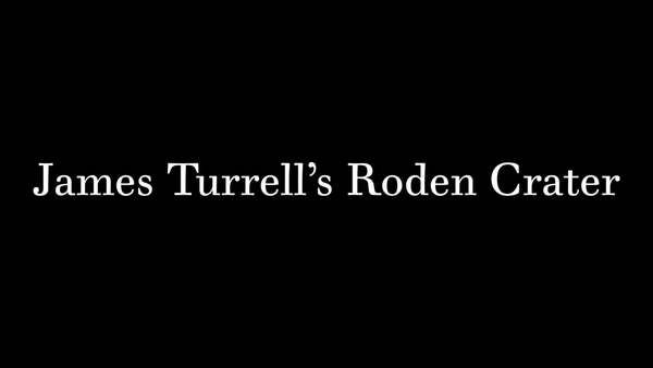 "A short film about James Turrell's masterwork in process, Roden Crater. The film was commissioned by LACMA on the occasion of the exhibition ""James Turrell: A Retrospective"" on view at LACMA from May 26, 2013 through April 6, 2014."