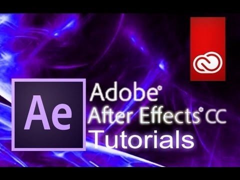 After Effects CC - Tutorial for Beginners [COMPLETE]