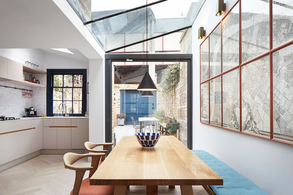 Lambeth Marsh House, London (designed by Fraher Architects)