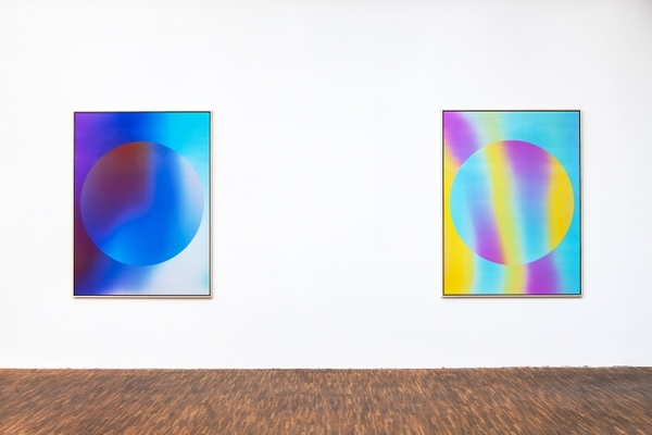 Rafael Rozendaal / Into Time