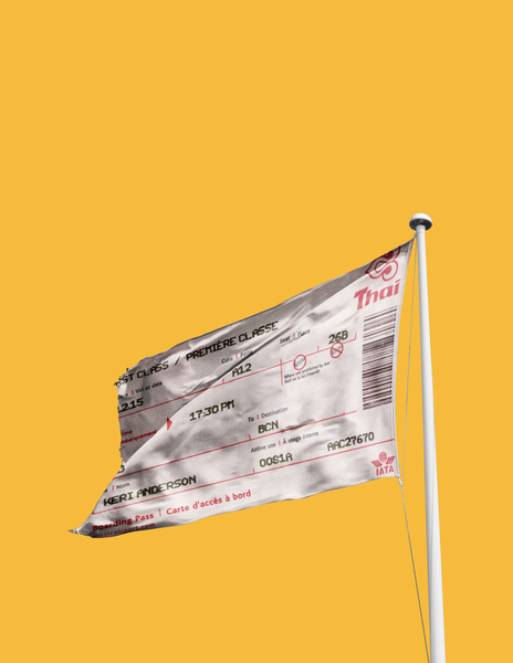 Flag tests by Kimmy Bartle