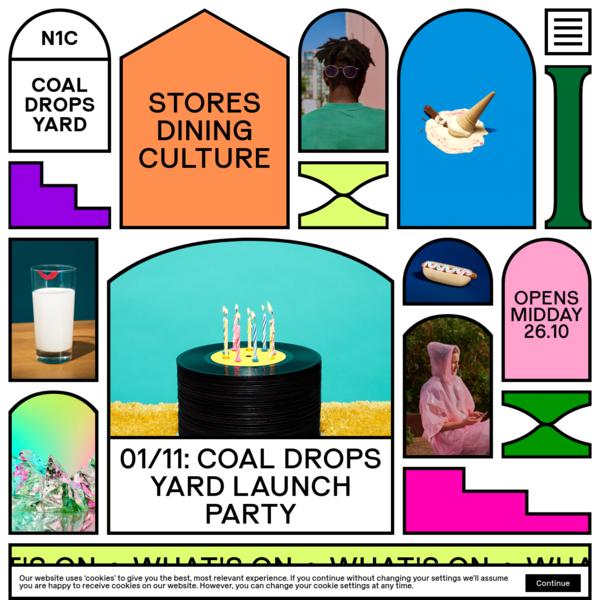 Home - Coal Drops Yard