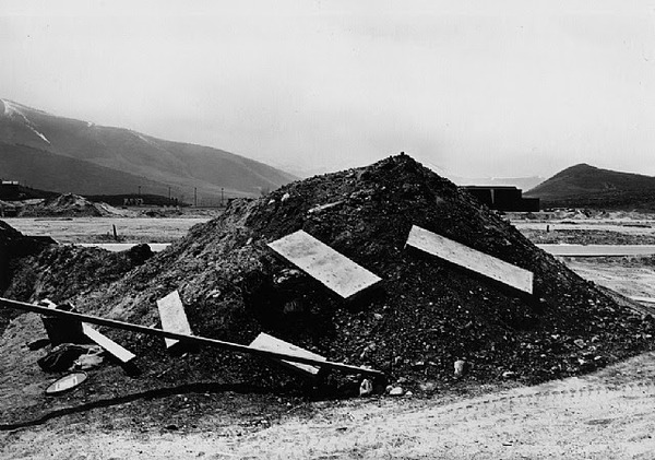 NEWS, Lewis Baltz, Park City, Element No. 42, 1980