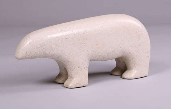 http://www.acstickley.com/sold/beniamino-bufano-marble-polar-bear-sculpture/