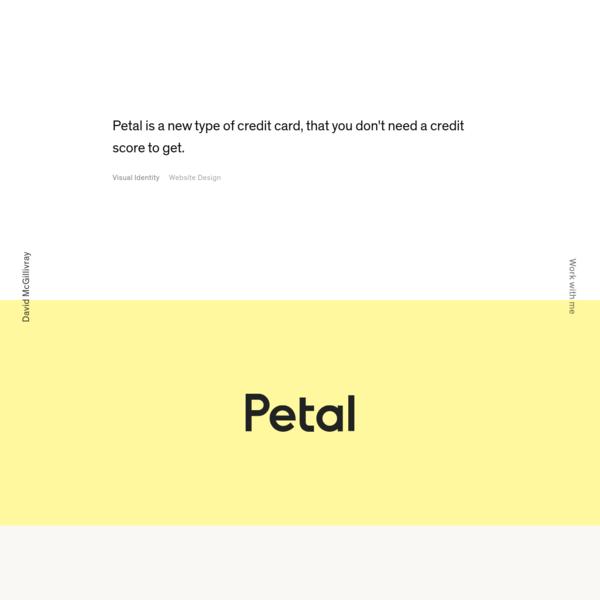 Petal by David McGillivray