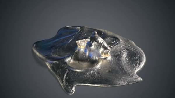 Houdini/Redshift R&D - Dynamic textures from geo and FLIP mesh triplanar mapping