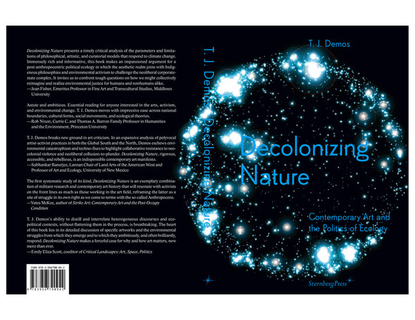 Decolonizing Nature by T.J Demos
