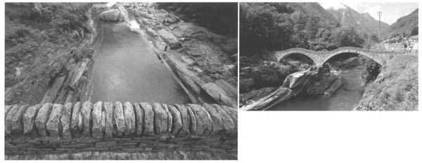 Stone bridge at Lavertezzo