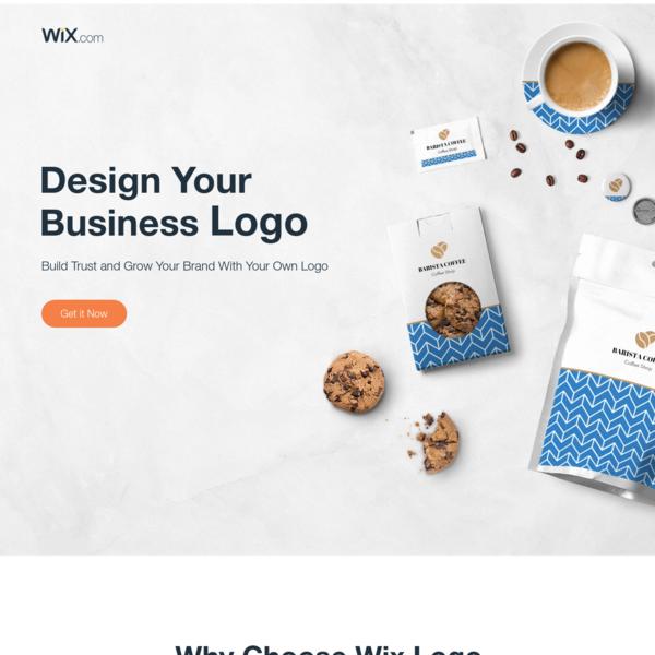 Logo Maker | Design Your Own Business Logo | Wix.com