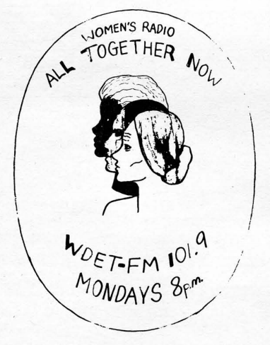 Women's Radio Workshop, New Woman's Survival Catalog, pg 16