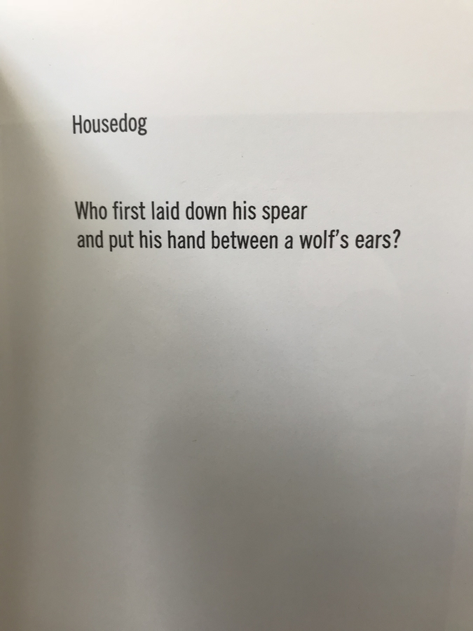 "Hill, Pati, ""Housedog"", _Slave Days_ (1975)."