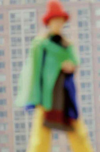 blurry out of focus (landscape)