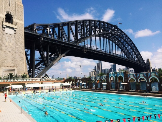 Sydney Swimming Pool