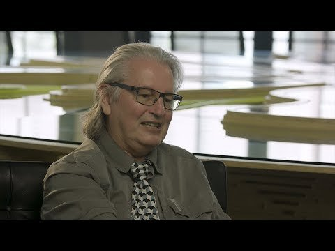 Cultural theorist Benjamin Bratton speaks with science fiction writer Bruce Sterling about Sterling's ongoing work on the Novel of Turin, the cross-fertilization of ideas between industrial design and science fiction, and the role of risk models as an infrastructural form of speculation. Bruce Sterling is an author, journalist and critic.