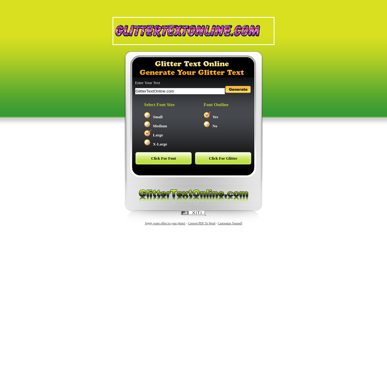 Are na / Glitter Text Online - Glitter Text - Glitter Text